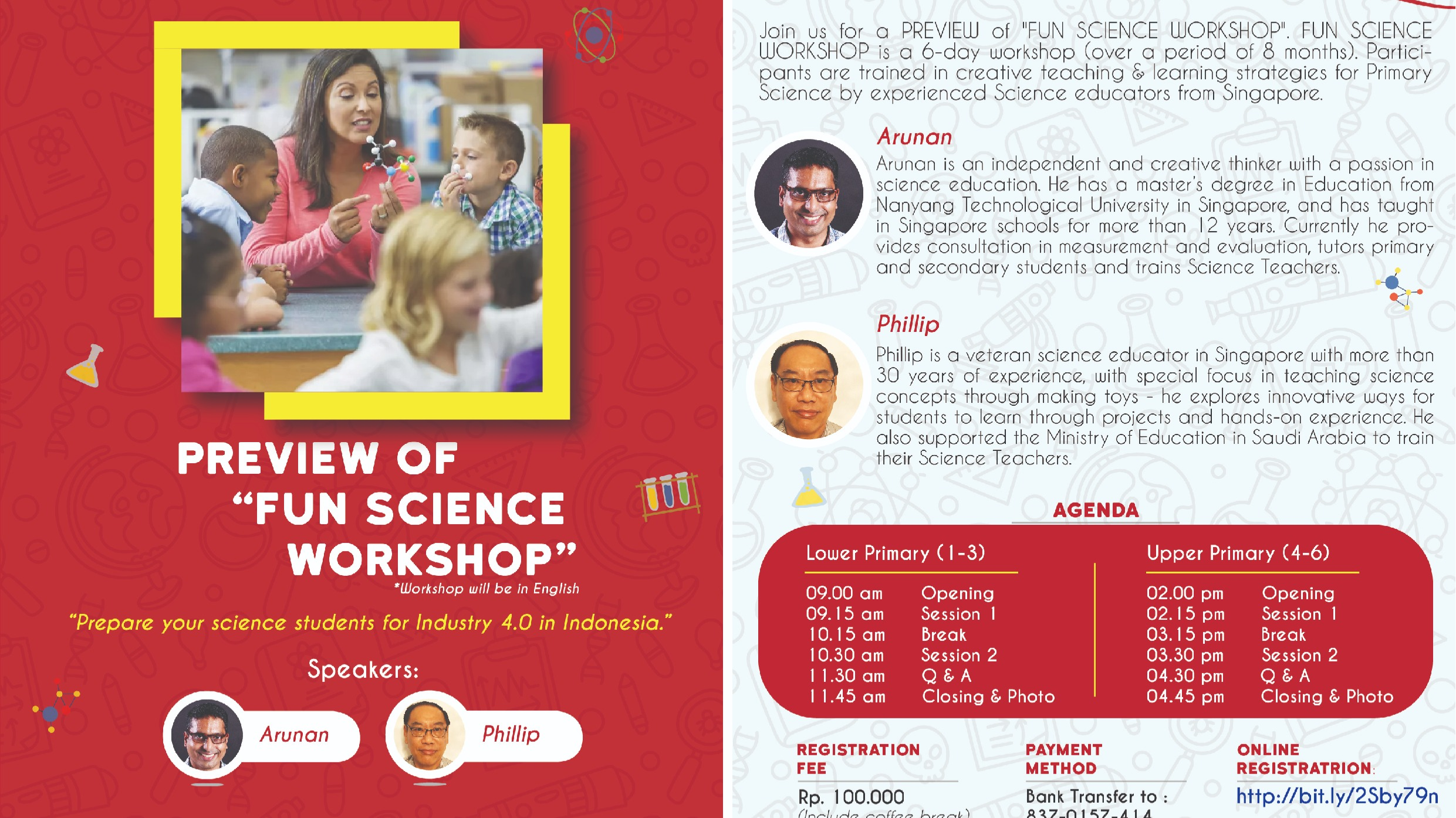 "Preview of ""FUN SCIENCE WORKSHOP"""